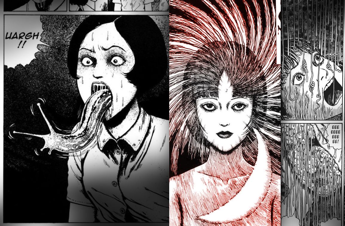5 Junji Ito Comics to Keep You Up at Night