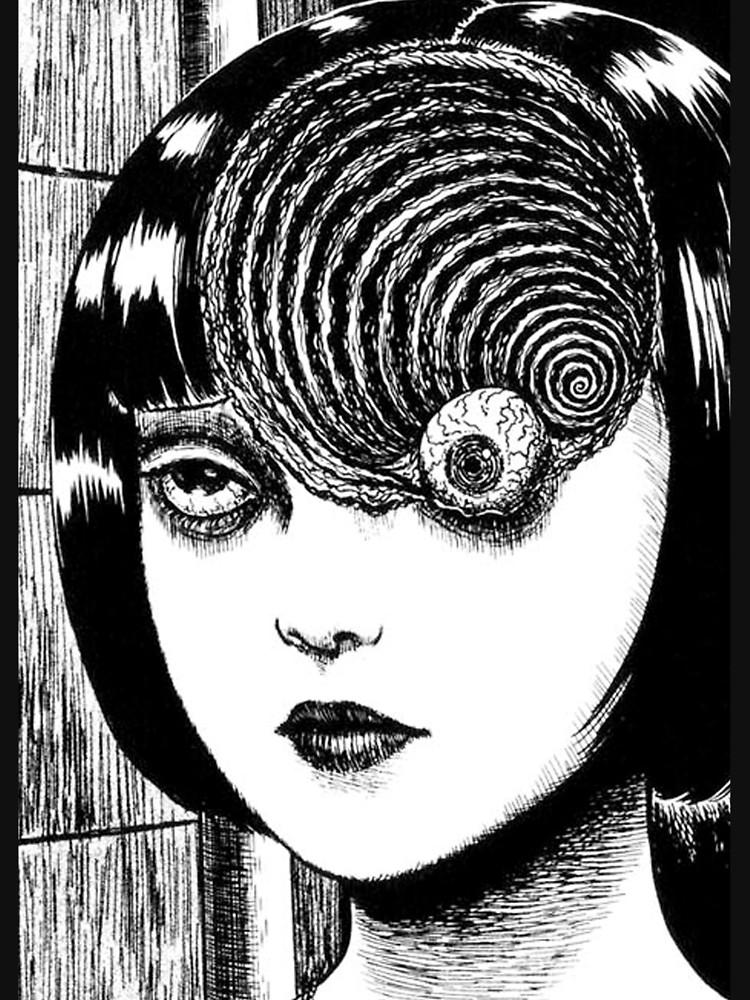 Junji Ito to get TV production of Uzumaki